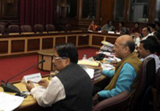 Parliamentary Committee Meetings